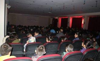 Tutak Belediyesi'nden Sinema Etkinliği