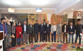 Vali Süleyman Elban Basın Mensupları İle Kahvaltı'da Buluştu