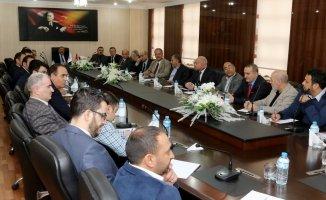 A.İ.Ç.Ü.'de Kalite Yönetim Sistemi Bilgilendirme Toplantısı Yapıldı