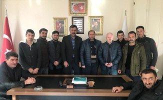 AK Parti Çıldır Gençlik Kolları Ardahan'a çıkarma yaptı
