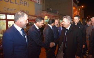 Belde ve Belediye Başkanlarıyla Birlikte Değerlendirme Toplantısı