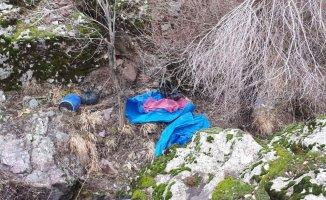 Bingöl'de 25 kilo esrar ele geçirildi