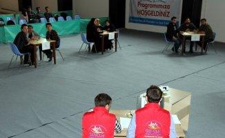 Gençler arası bilgi yarışması yapıldı