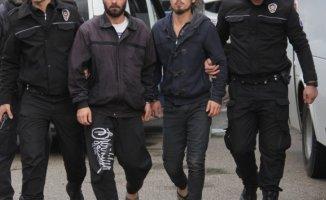 İstanbul'da Saldırı Hazırlığında Olan 5'i Türk 82 DEAŞ'lı Yakalandı!