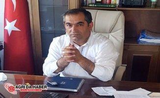 Patnos Esnaf ve Sanatkarlar Odası Başkanı Süleyman Laçin oldu