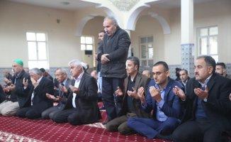 Silopi'de Afrin şehitleri için mevlit okutuldu