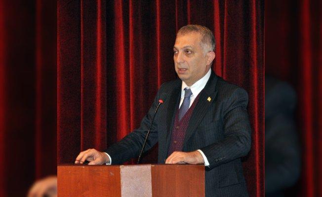 """Tunceli'de """"Yeni Dünya Düzeni, Büyük Türkiye İdeali"""" konferansı"""