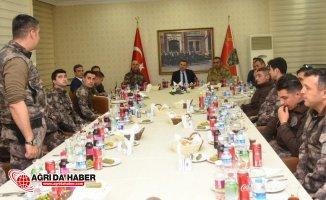 Vali Süleyman Elban, Afrin'e Gidecek Olan Kahramanlarımızla Bir Araya Geldi