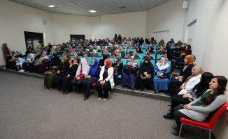 Vanlı kadınlar Afrin şehitleri için mevlid okuttu