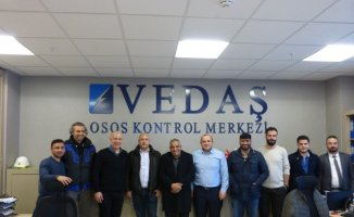 VEDAŞ, Iraklı akademisyenleri misafir etti
