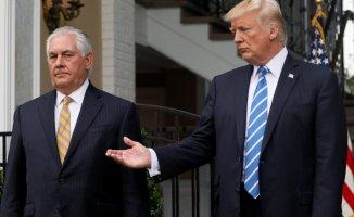 ABD Başkanı Trump Dışişleri Bakanı Tillerson'u Kovdu!