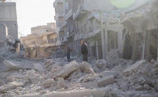 Afrin'de Patlama! 11 Kişi Hayatını Kaybetti!