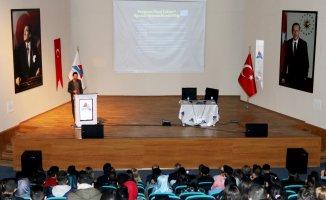 Ağrı İbrahim Çeçen Üniversitesi'nde Erasmus Tanıtım Toplantısı