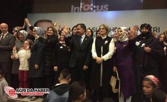 AK Parti Ağrı Kadın Kolları 5. Olağan Kongresini yaptı
