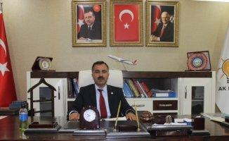Ak Parti Ağrı İl Başkanı Aydın'dan 14 Mart Tıp Bayramı Mesajı