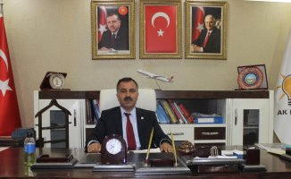 Ak Parti İl Başkanı Abbas Aydın'dan Kadınlar Günü Mesajı