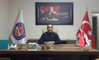 Diyanet-Sen Ağrı Şube Başkanı Çınar'dan Regaip Kandili Mesajı