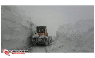 Elektrik Arızasına Kar Engeli!
