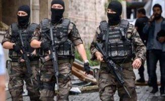 İstanbul'da Kangal Pençesi İsimli Dev Operasyon! 287 kişi gözaltında!