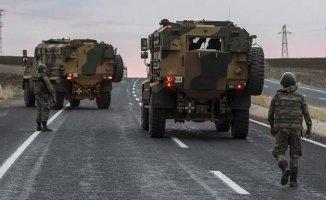 Ağrı'da Şiddetli Çatışma! 1 Asker Şehit oldu 5 Asker Yaralandı!