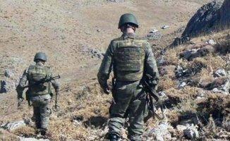Ağrı'da Teröristlerle Sıcak Temas! 1 Asker Şehit 5 Asker Yaralı!