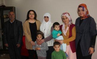 Beyza Elban'dan Şehit Ailesine Ziyaret