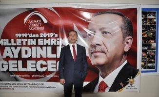H. Sait Şahin Ak Parti Ağrı Milletvekili Aday Adaylığını Açıkladı