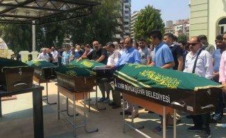 İzmir'de Feci Kaza 5 Ölü