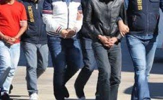 Manisa'da Fetö/Pyd Operasyonu 9 gözaltı