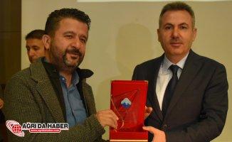 Vali Elban, KodlAğrı Projesi Kapsamında Düzenlenen Konferansa Katıldı
