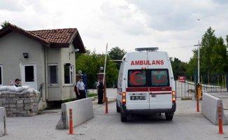 Ankara'da Barut Fabrikasın'da Patlama 1 Ölü 4 Yaralı