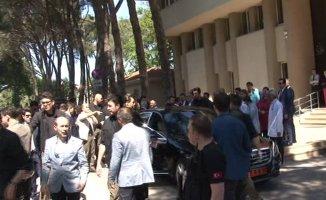 Başbakan Yıldırım'dan hasta ziyareti