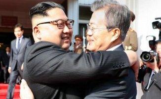 Güney Kore İle Kuzey Kore İkinci Defa Bir Aradalar