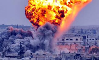 Irak Savaş Uçakları Deaş'ı Bombaladı