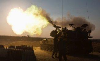 İsrail'den Gazze'ye Alçakça Saldırı 2 Şehit Var