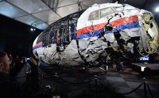 Malezya'da Düşen Yolcu Uçağını Rus Füzesi Vurmuş