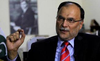 Pakistan İçişleri Bakanı Vuruldu