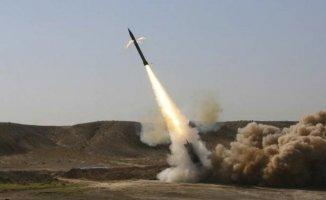 Suudi Arabistan'a Roket Saldırısı Yapıldı