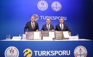Türk spor tarihine yön verecek proje başlıyor