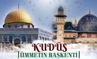 Türkiye Geneli 18 Mayıs 2018 Cuma Hutbesi Yayınlandı! Dinmeyen Yaramız: Kudüs