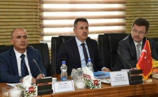 Türkiye İran 85. Alt Güvenlik Komitesi Toplantısı Maku'da Gerçekleştirildi