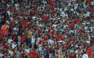 Türkiye-İran maçı İstanbul'da