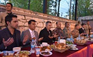 Vali Süleyman Elban Polislerle İftar Yemeğinde Buluştu