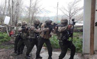 Van'da PKK Operasyonu Bir Çok Gözaltı