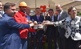 Ağrı Tekstil Kent Projesinin Temeli Atıldı!