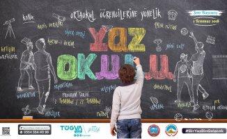 Ağrı Tügva'dan Ücretsiz Yaz Okulu!