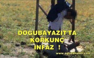 Ağrı Doğubayazıt'ta Ak Parti Müşahidi İnfaz edilmiş olarak bulundu