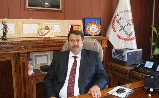 Ağrı Milli Eğitim Müdürü Yakup Turan Atandı
