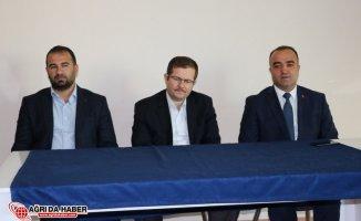 Ağrı'da 25 Amatör Kulübe 117 Bin TL Yardım