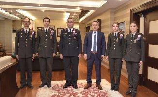 Ağrı'da Jandarma Teşkilatı'nın 179'ncu Kuruluş Yıl Dönümü Kutlandı